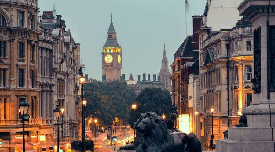 Londra Trafalgar Square