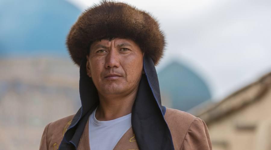 Nomade kazako