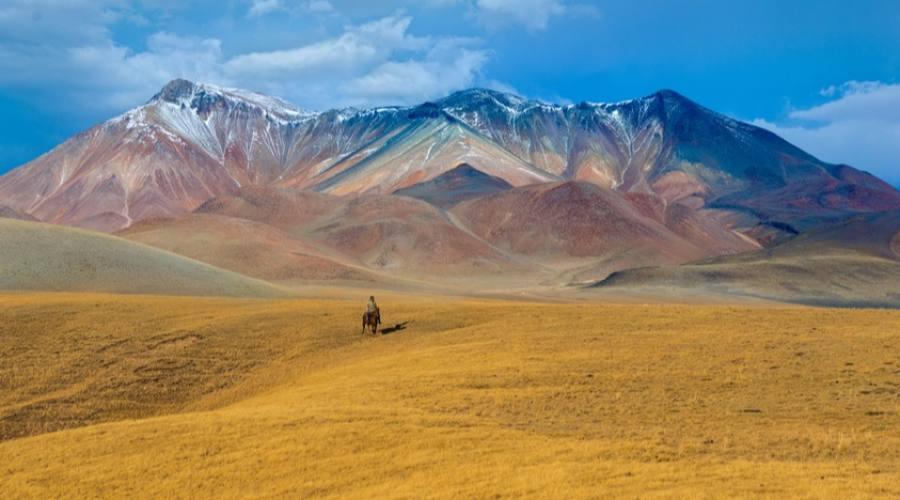 Nomadi nella steppa