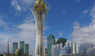 Da Astana ad Almaty.