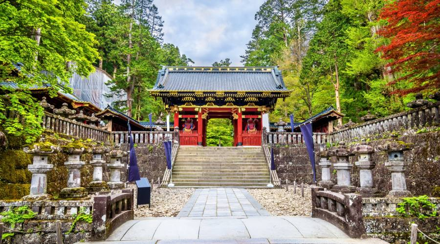 Il tempio Futarasan di Nikko