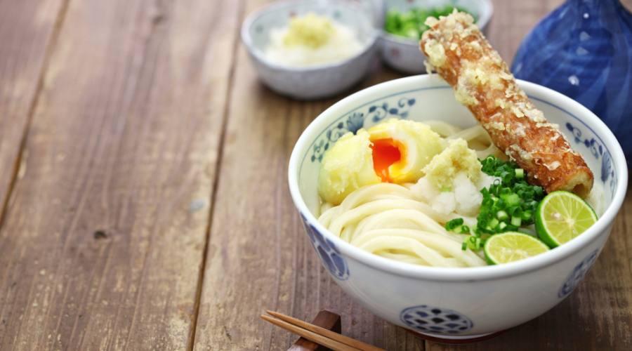 I noodles Sanuki udon