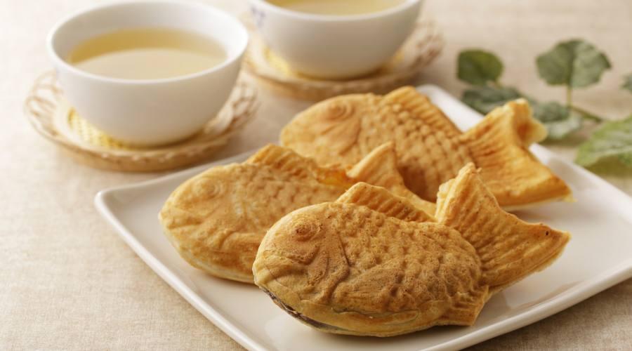 La frittella Taiyaki