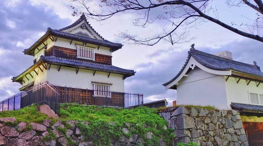 Il castello di Fukuoka