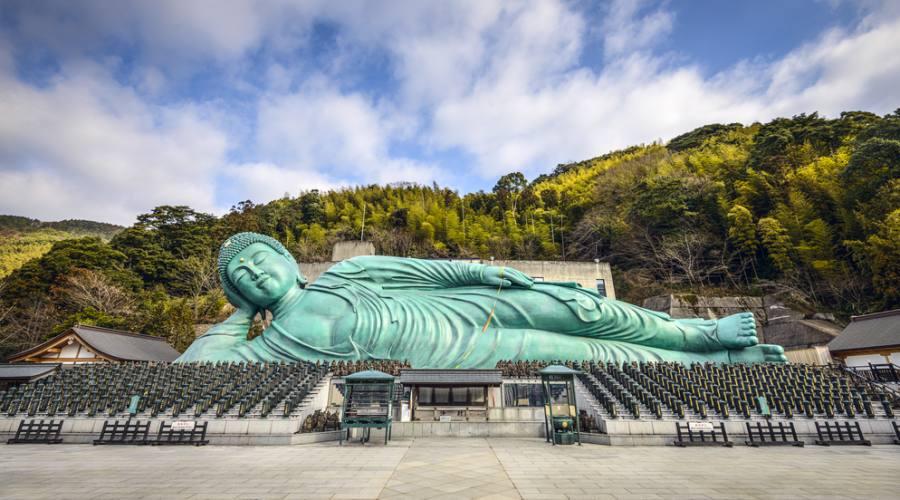 Il Buddha di Fukuoka