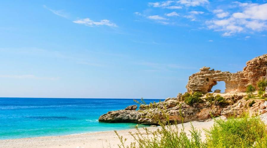 Spiaggia di Dhermi