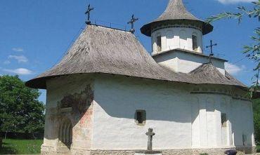 La favola dei Monasteri dipinti Rumeni