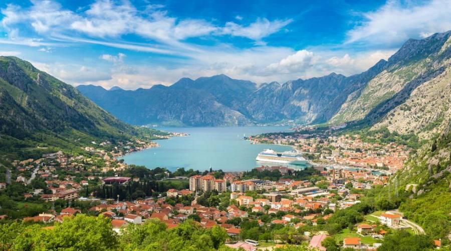 Bocche di Cattaro Montenegro