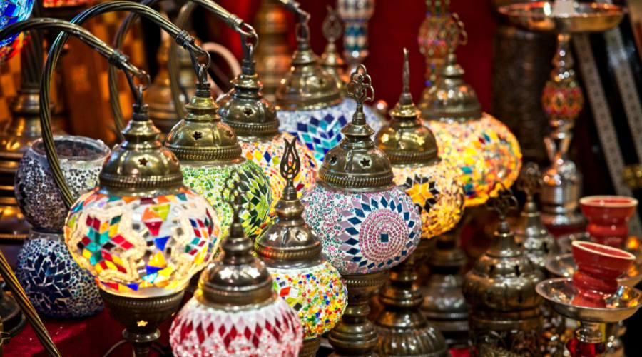 Arte locale: lampade