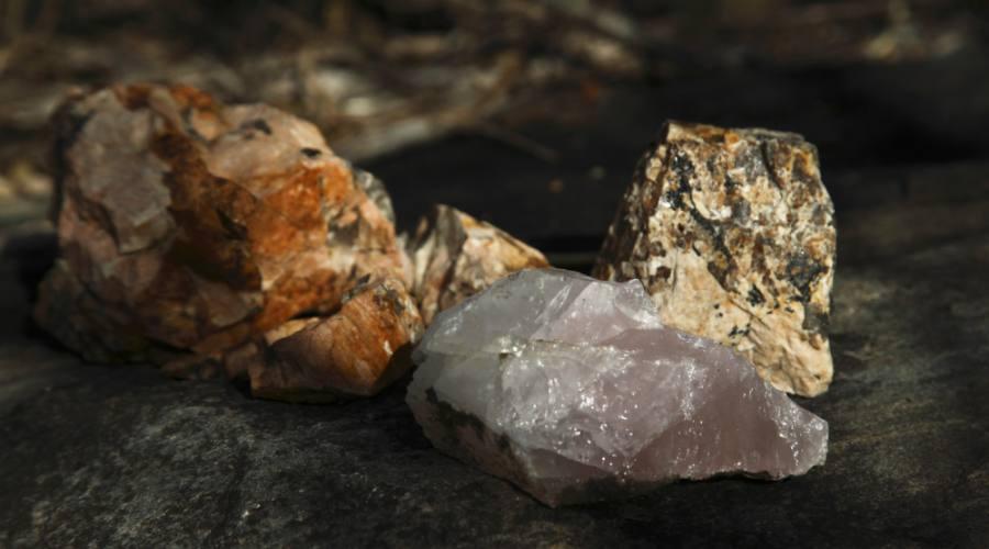 Minerali e pietre dure patrimonio di Picuì