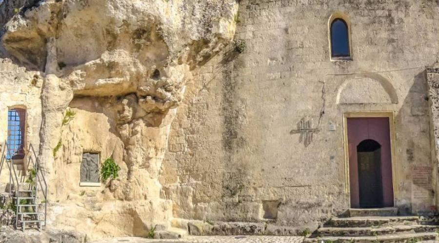 Santa Maria dell'Idris - I Sassi