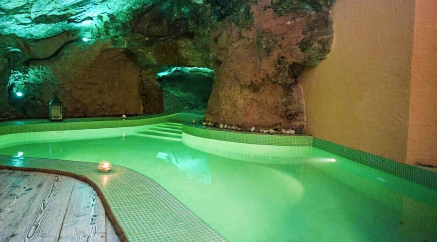Zona Relax in Masseria