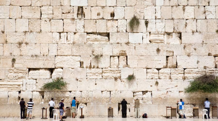 """Gerusalemme - Il """"Muro del Pianto"""""""