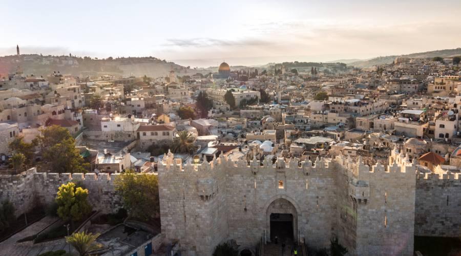 Mura di Gerusalemme