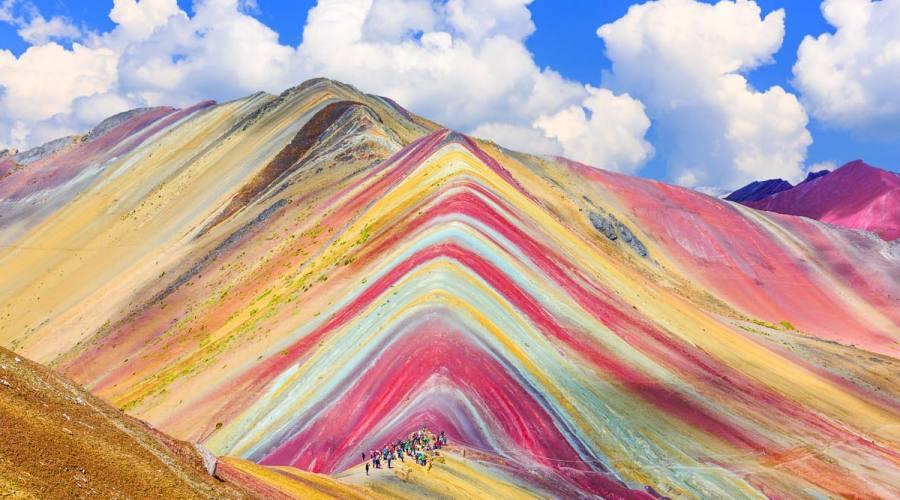 Vinicunca, la montagna colorata