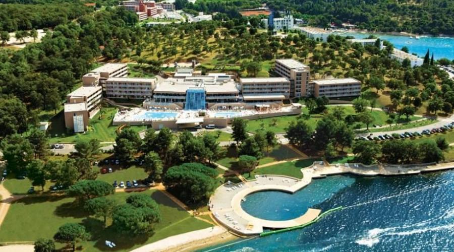 Panoramica Hotel Plavi