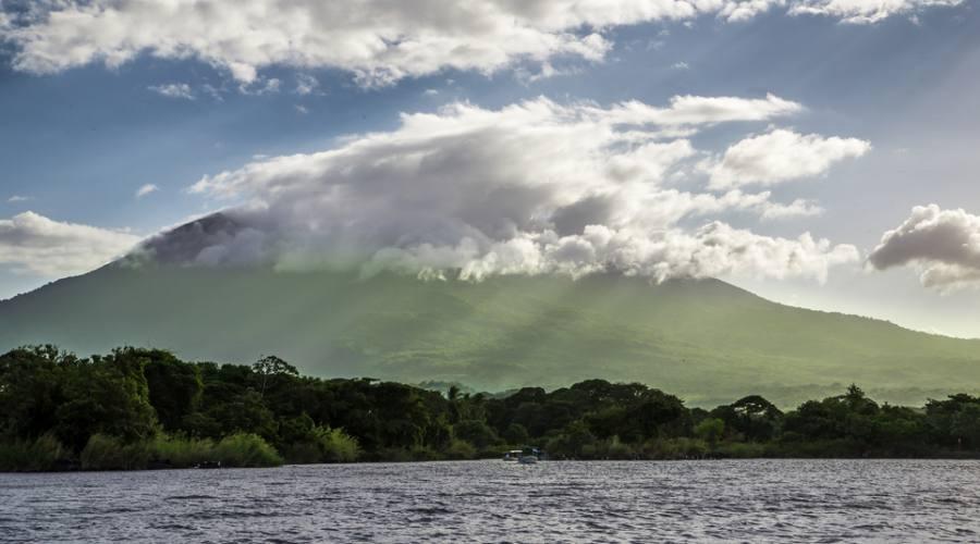 Il vulcano Mombacho