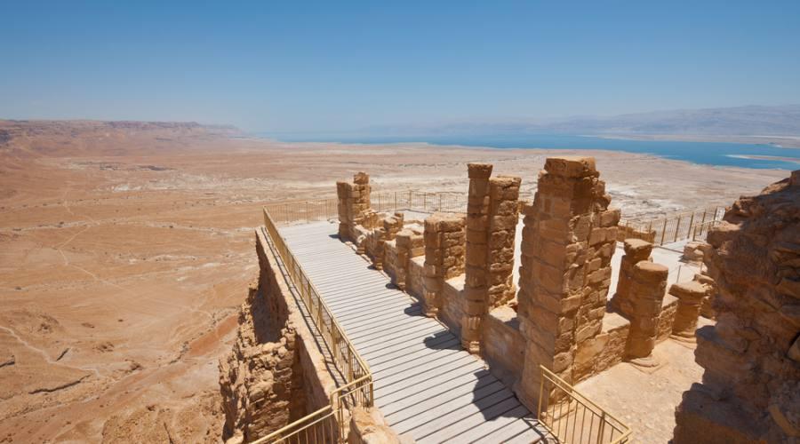 Escursione a Masada