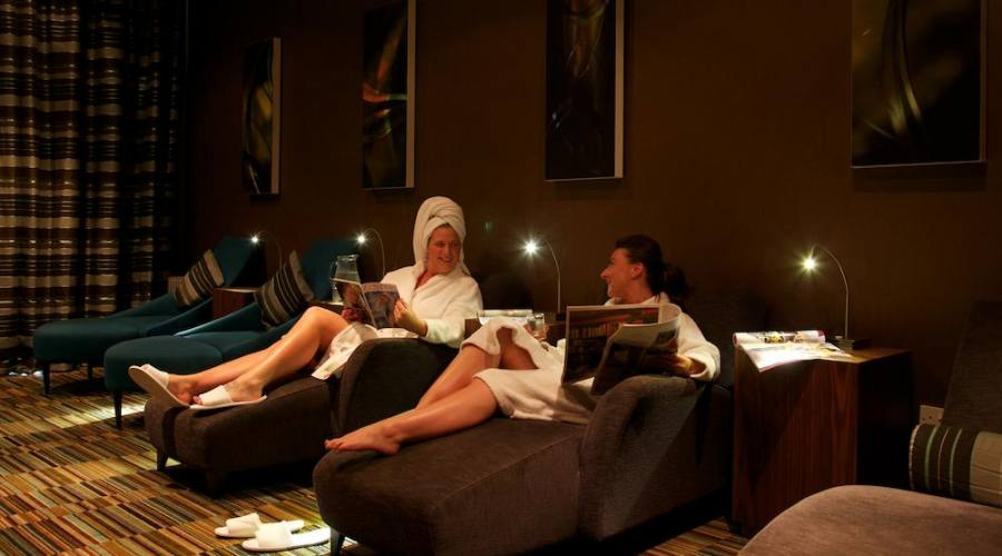 Relax in spa
