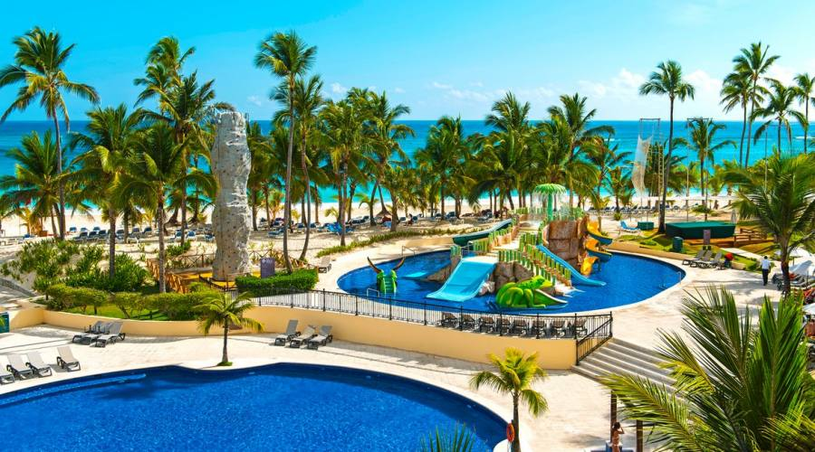 Piscine Occidental Caribe Punta cana
