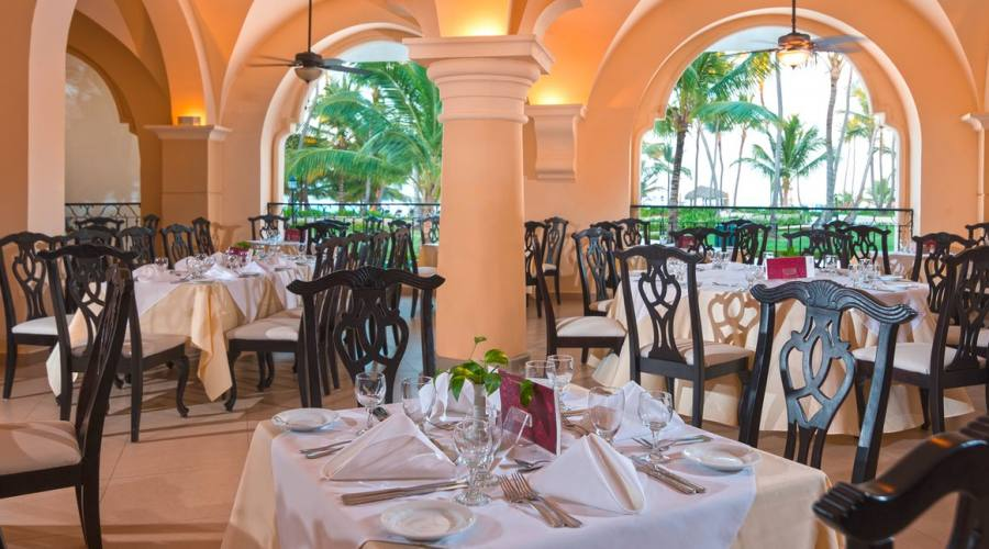 Ristorante Occidental Caribe Punta Cana