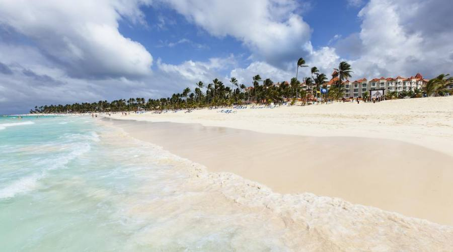 Spiaggia Occidental Caribe Punta Cana