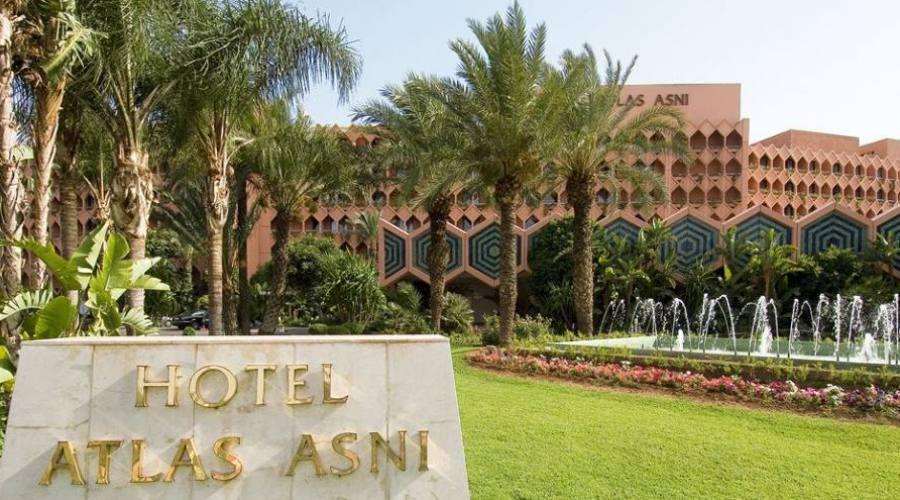 Hotel Atlas Asni 4 étoiles