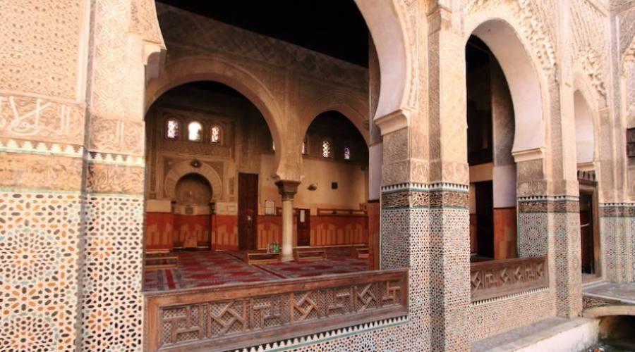 Mosquée a Marrakech