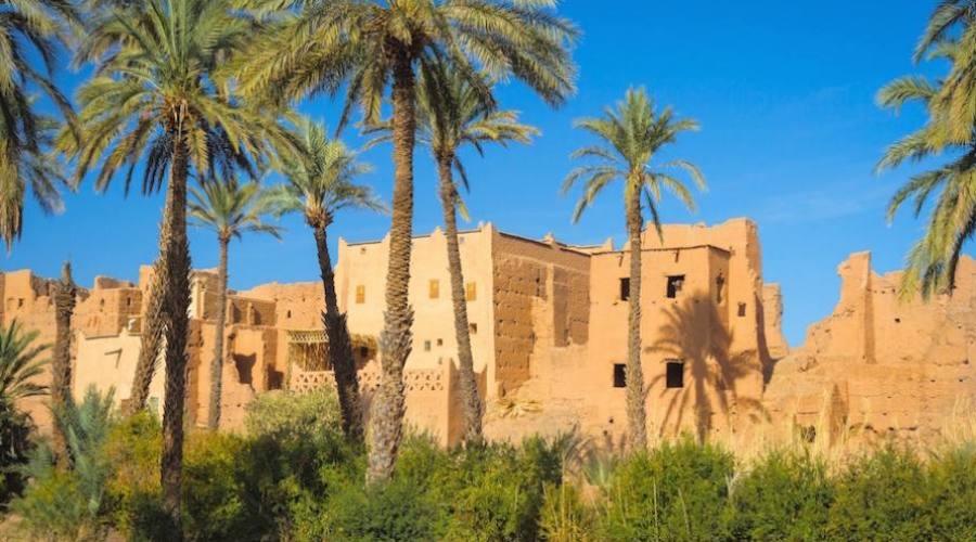 Ancienne Kasbah marocaine