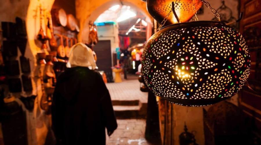 Souk du Marrakech