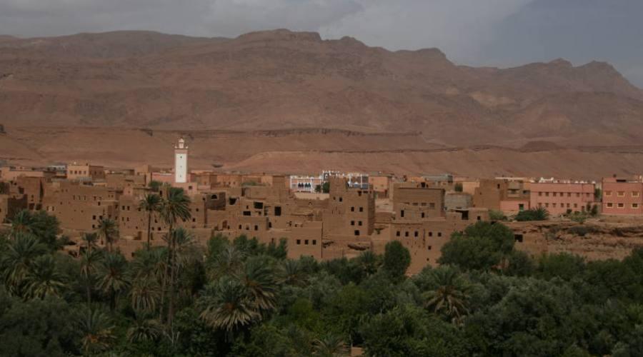 Oasis de Todra