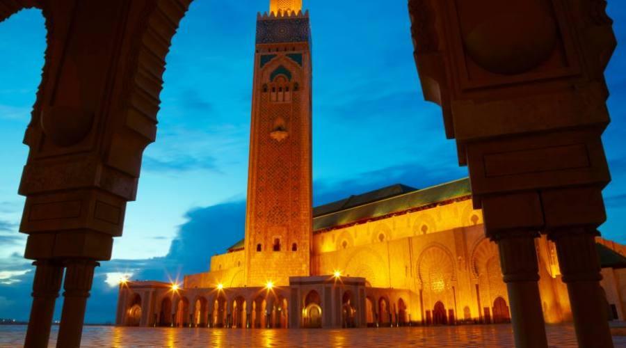 Casablanca - Mosquée Hassan II