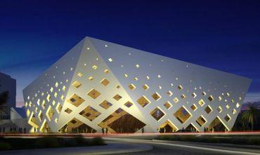 Lusso raffinato della catena Kempinski Hotel a Muscat - 5 stelle