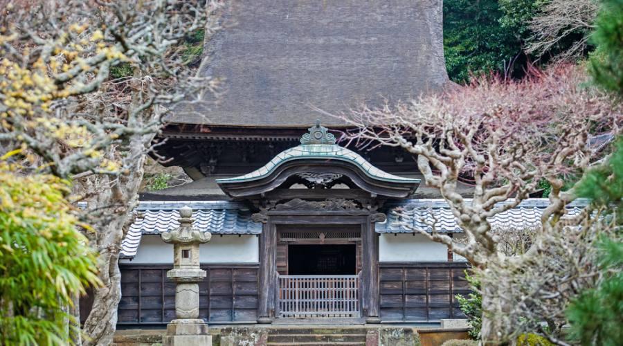 Il tempio zen Engaku-ji a Kamakura