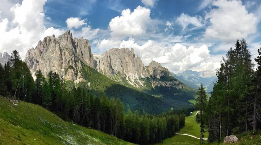 Catinaccio, Mt. Vjolet