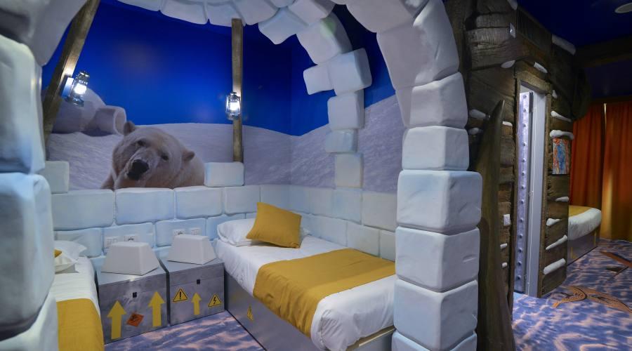 Gardaland Adventure Hotel - Arctic