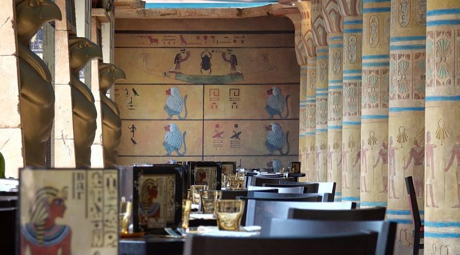 Gardaland Adventure Hotel - Tutankamon Restaurant