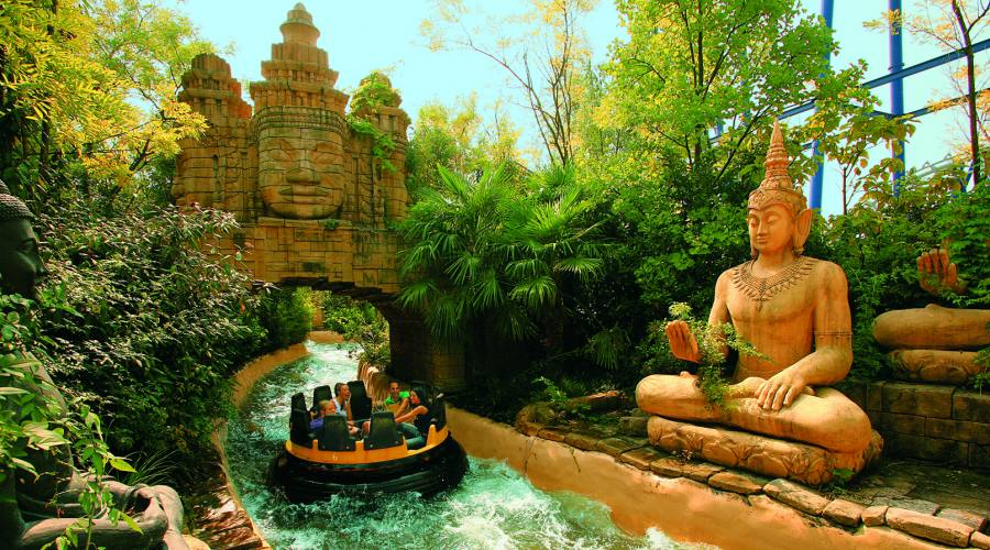 Gardaland - Jungle Rapids