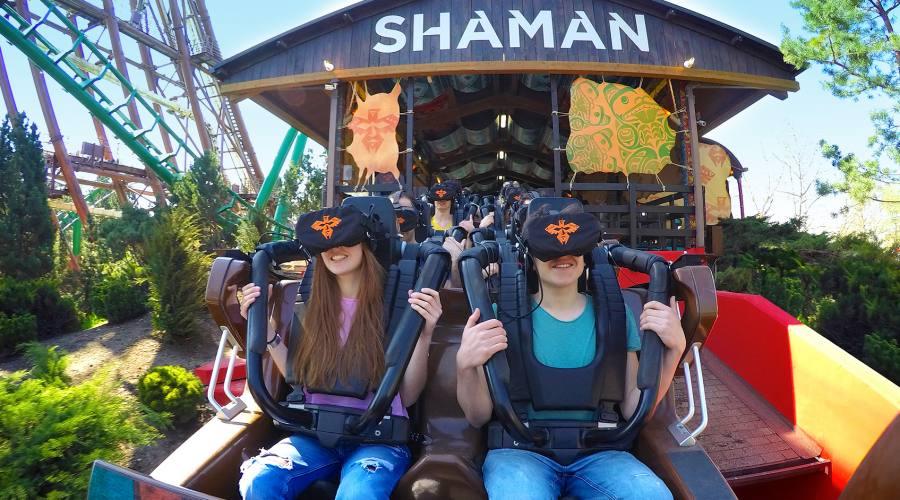 Gardaland - Shaman