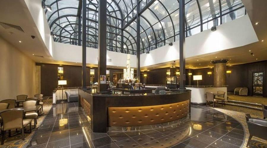 Reception Hotel President Londra