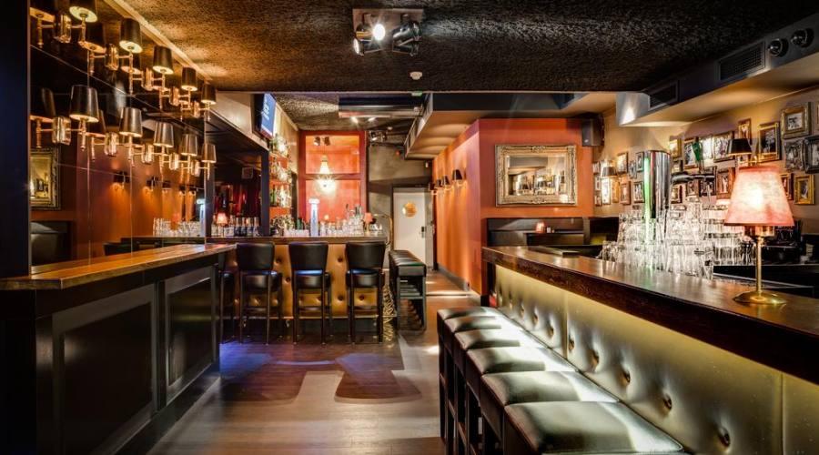 Bar, Hotel Eden Amsterdam