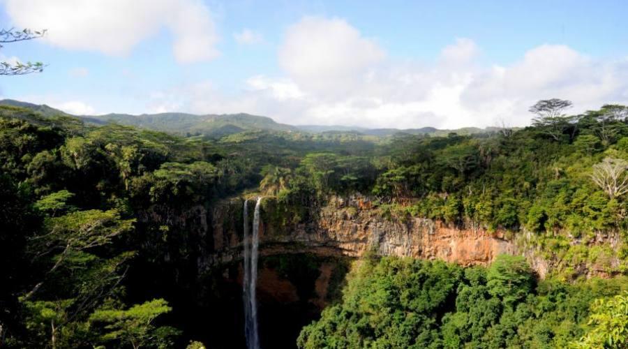 Le cascate di Chamarel
