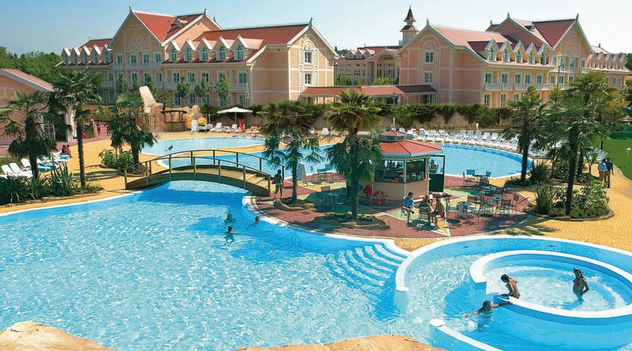 Gardaland Hotel - Blue Lagoon
