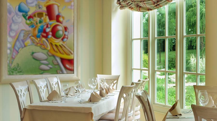 Gardaland Hotel - Restaurant
