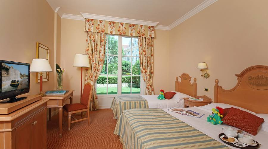 Gardaland Hotel - Camera Classic