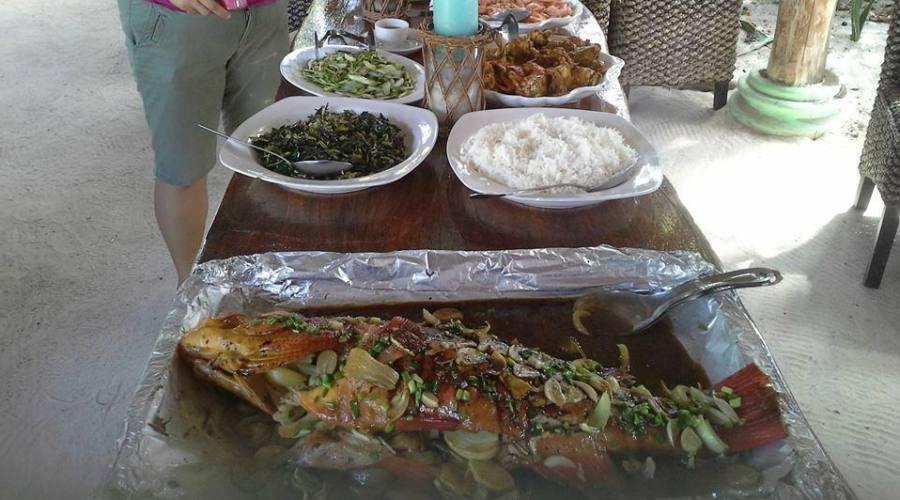Il ristorante buffet