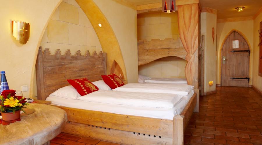 Hotel Castillo Alcazar - Le camere