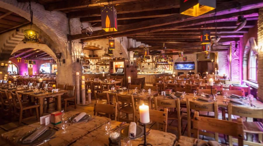 Hotel Castillo Alcazar - Il ristorante