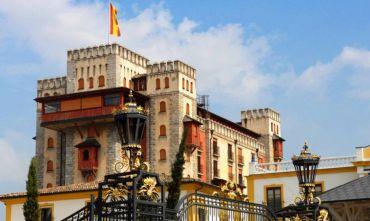 Europa Park: soggiorno all'hotel Castillo Alcazar