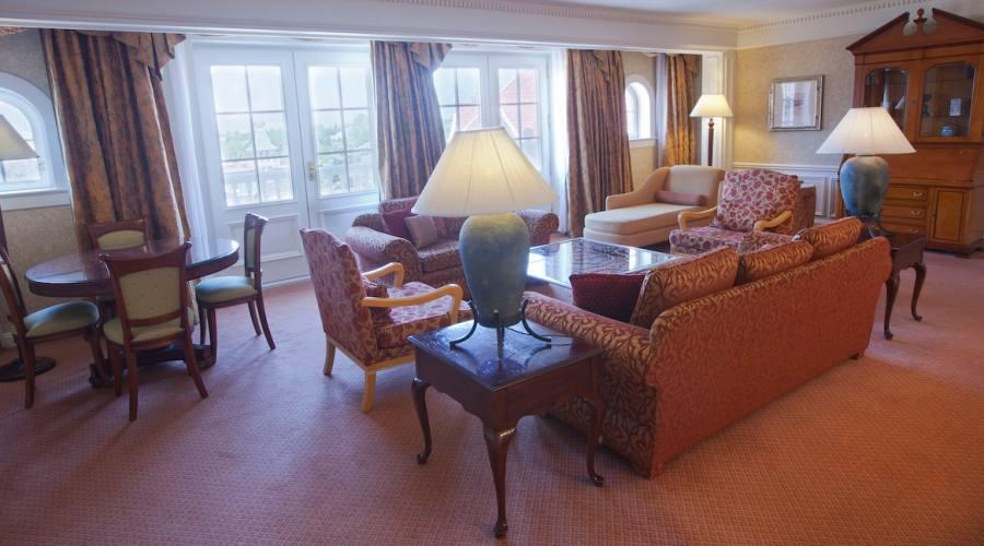 Disneyland Hotel - La suite